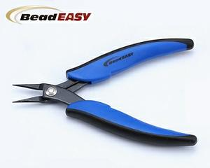 "Round Nose Pliers -5.5""  -duplex color handle"